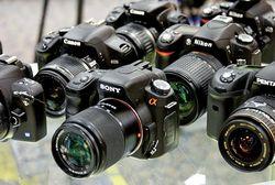 Определены ведущие бренды и интернет-магазины фотоаппаратов в Сети
