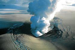 Власти Исландии объявили красный уровень опасности из-за вулкана Бардарбунга