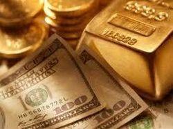 Золотовалютные резервы Украины тают