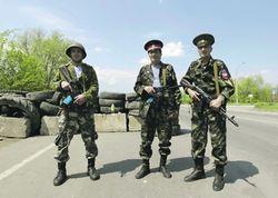 На Донбассе воюет 17 тысяч казаков, потери огромные – атаман Козицын