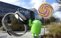 Платформа Android 5.0 Lollipop впервые представлена официально