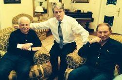 Кучма, Ющенко и Кравчук предложили выход Украины из кризиса