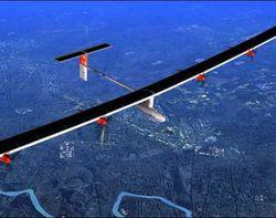 Вторая версия самолета на солнечных батареях совершит кругосветный перелет