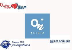 100 популярных клиник пластической хирургии Москвы сентября 2014 г. в Интернете