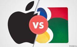 Apple уступила место мирового лидера по капитализации Alphabet