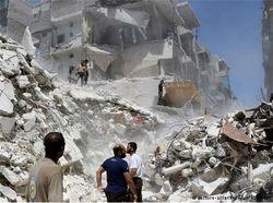 Вашингтон скептически отнесся к «гуманитарным паузам» России в Алеппо