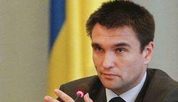 Глава МИД Климкин не советует украинцам ездить в Беларусь