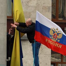 Противостояние Москвы и Киева влияет на курс рубля на Форексе - трейдеры