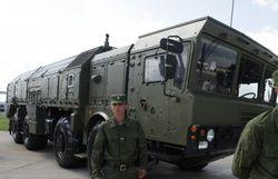 Россия приступила к размещению ракет «Искандер-М» в Краснодарском крае