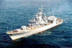 Борьба «Гетмана Сагайдачного» с пиратами обойдется Украине в 89 млн. гривен