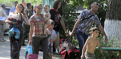 В России требуют отправить обнаглевших украинских беженцев домой
