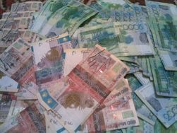 Курс тенге на Форекс укрепляется к юаню и фунту