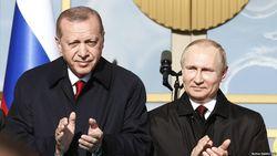 Сколько будет стоить дружба Путина в Эрдоганом?