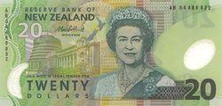 Заявления Резервного банка вызвали снижение новозеландца