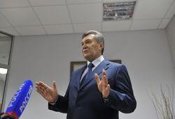 Янукович жалуется на потерю памяти