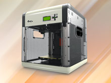 На CES 2014 представлен 3D-принтер за 500 долларов