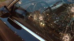Под Донецком расстреляли машину с командиром воинской части