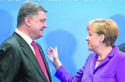 Меркель в Киеве – последнее предупреждение Путину накануне Совета ЕС