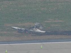 Авиадиспетчеры в США не заметили катастрофы самолета, один погибший