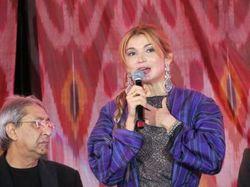 Гульнару Каримову поздравили из космоса