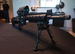 Создана снайперская винтовка, которая не может промахнуться