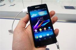 Sony рассказала о предвестнике Xperia Z2 Compact