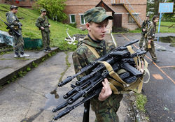 Подготовлена госпрограмма вооружеий РФ