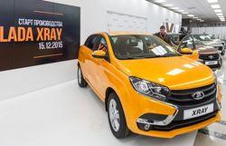 АвтоВАЗ начал продажи кроссовера Lada XRay