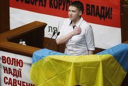 Зачем Надежда Савченко эпатирует украинских политиков и общество?