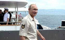 Путин прокомментировал инцидент с украинскими диверсантами в Крыму