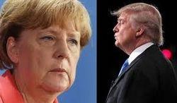 Меркель прольет Трампу свет на ситуацию в Украине