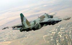 Боевики сбили два украинских штурмовика Су-25
