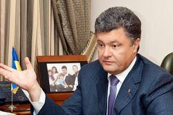 Порошенко обвинил власть в бездействии на востоке страны