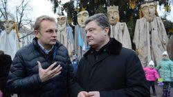 Зачем Порошенко разыграл «карту Садового» в премьериаде