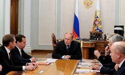 На Совбезе РФ обсудили ситуацию с российской олимпийской командой