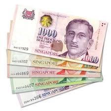 Курс доллара США падает к сингапурскому доллару на фоне роста экономики Сингапура