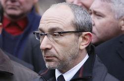 Кернес пожаловался в областное УВД на министра МВД