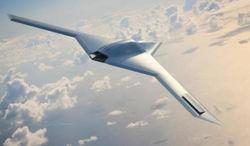 В США создали беспилотник-стелс, который может сутки находиться в воздухе