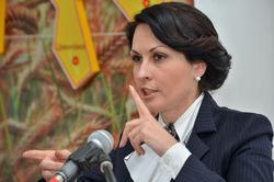 В Раде бюджет принимается как при Януковиче, без обсуждения, - Оксана Калетник