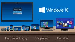 Microsoft: выпущены первые обновления для Windows 10 Technical Preview