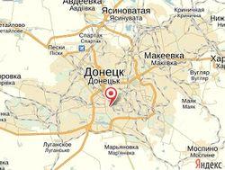 Гвардейцы прорвались к силам АТО, устроив «мирный» взрыв в Донецке