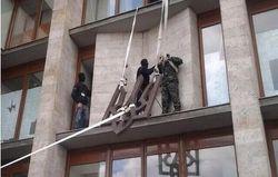 Донбасс услышат, когда он поднимется с колен и сбросит ярмо сепаратистов