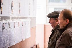 Треть украинцев еще не определилась, за кого голосовать на местных выборах