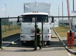 Меркель и Обама призывают РФ остановить вторжение машин с гумпомощью