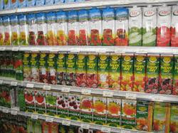 Фруктовые соки опасны для здоровья