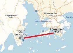 Над и под водой: Гонконг и Макао соединили 55-км мостом