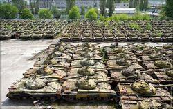 Ночью в Харькове из огнемета обстреляли бронетанковый завод