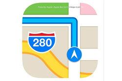 Приложение «Карты» от Apple обошло Google Maps по популярности в США