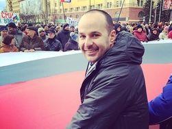 В Харькове задержали координатора Антимайдана Константина Долгова
