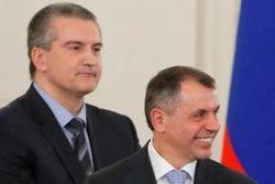 Аксенов и Константинов - уже отработанный материал, Кремль готовит им замену